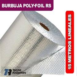 BURBUJA POLY-FOIL RS 1 x 15ml 1 CARA DE ALUMINIO