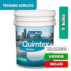 TECHADO ACRILICO  x 1 KG.