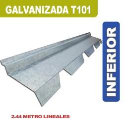 BABETA GALVANIZADA T101 INFERIOR x 2,44ML
