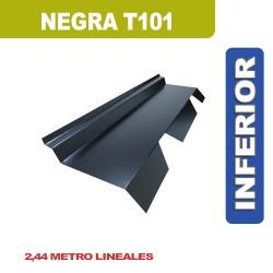 BABETA NEGRA T101 INFERIOR x 2,44ML