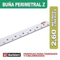 BUÑA PERIMETRAL Z X 2,60 ML