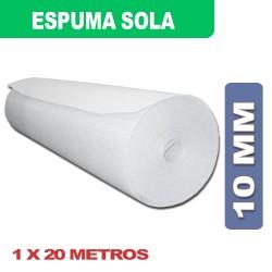 ESPUMA SOLA 10MM 1 X 20Mts