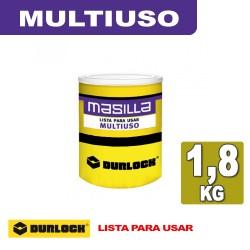 MASILLA LPU CHICA x 1.8 KG. DURLOCK