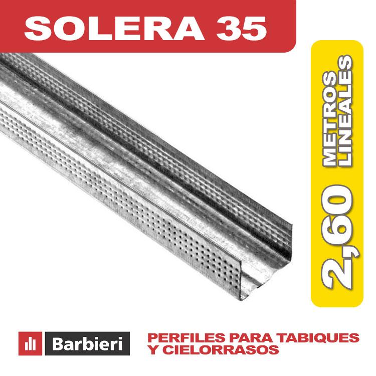 SOLERA 35 x 30 x 2,60 ML.
