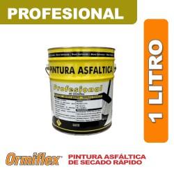 PINTURA ASFALTICA PROFESIONAL x 1 LT