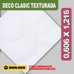 PLACA DECO CLASSIC 0,606 X 1,216 TEXTURADA