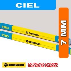 PLACA CIEL 7 MM 1.20 X 2.40 X 7 MM.