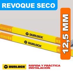 PLACA REVOQUE SECO 12.5mm 1,20 X 2,60 RS