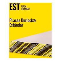 PLACA 12,5 MM DURLOCK 1,20 X 2,40