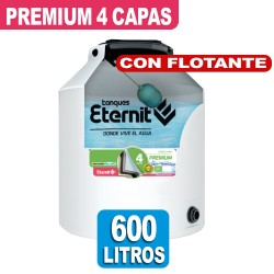 TANQUE PREMIUM 4 CAPAS x 600 LTS CON FLOTANTE