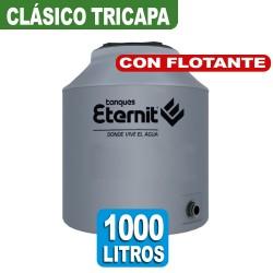 TANQUE CLASICO TRICAPA x 1000 LTS CON FLOTANTE