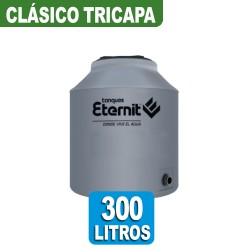TANQUE CLASICO TRICAPA x 300 LTS