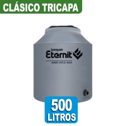 TANQUE CLASICO TRICAPA x 500 LTS