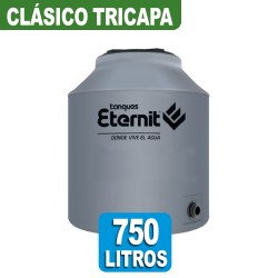 TANQUE CLASICO TRICAPA x 750 LTS
