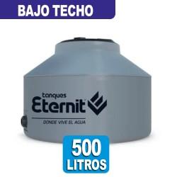 TANQUE TRICAPA GRIS BAJO TECHO x 500 LTS