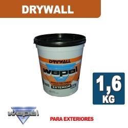 MASILLA WEPEL PARA EXTERIOR X 1,6 KG CHICA